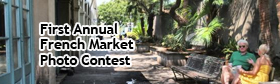 French Market Photo Contest